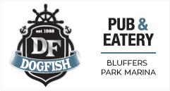 dogfish-bluffers-park-marina-logo