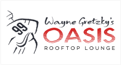 Gretzky's & Oasis Rooftop Lounge Coming In July