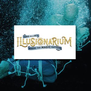 Toronto Entertainment show Illusionarium
